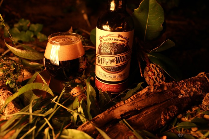 Sierra Nevada Trip in the Woods Barrel Aged Narwhal