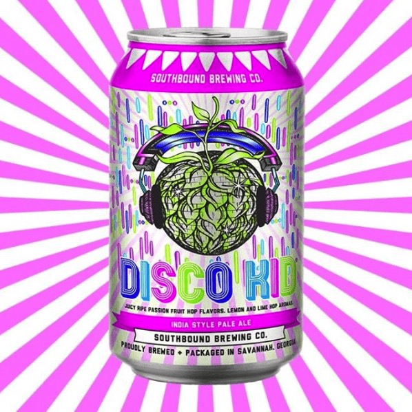 Southbound Brewing Disco Kid