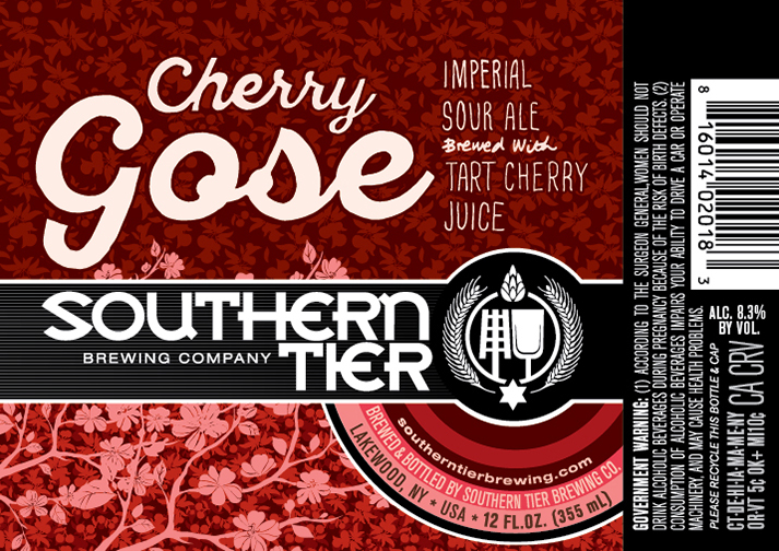 Southern Tier Cherry Gose