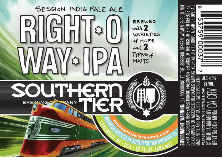 Southern Tier Right-O-Way IPA
