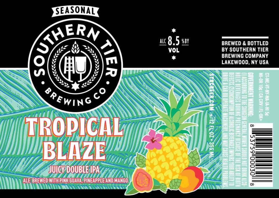 Southern Tier Tropical Blaze