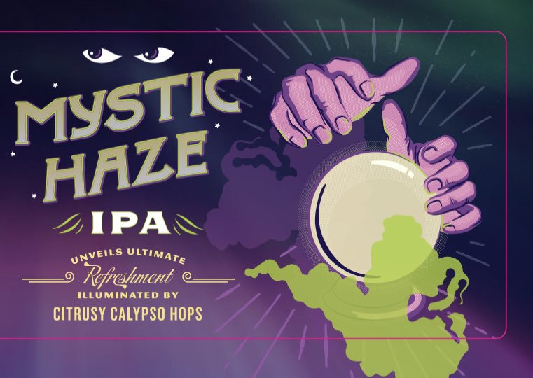 Speakeasy Mystic Haze IPA