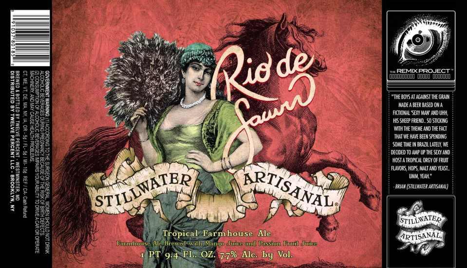 Stillwater Remix Project Rio de Sauvin