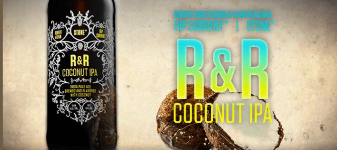 Stone Coconut  IPA