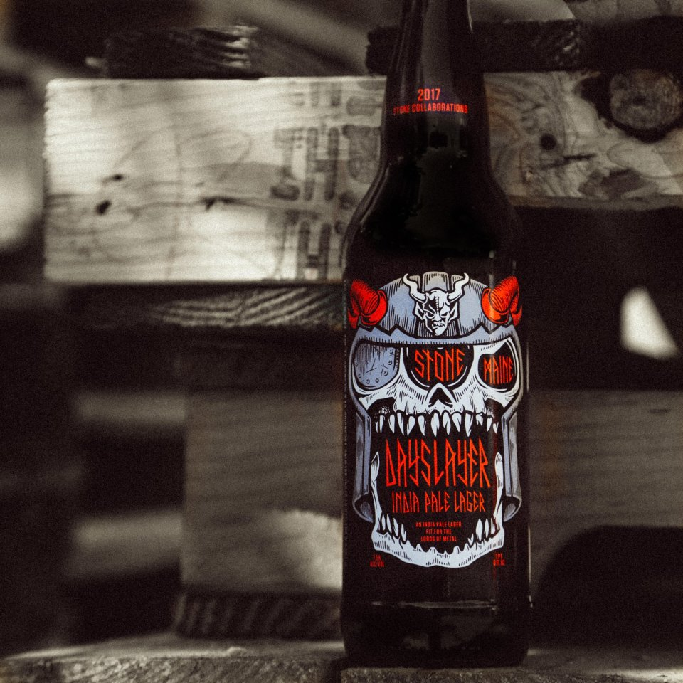 Stone Dayslayer India Pale Lager