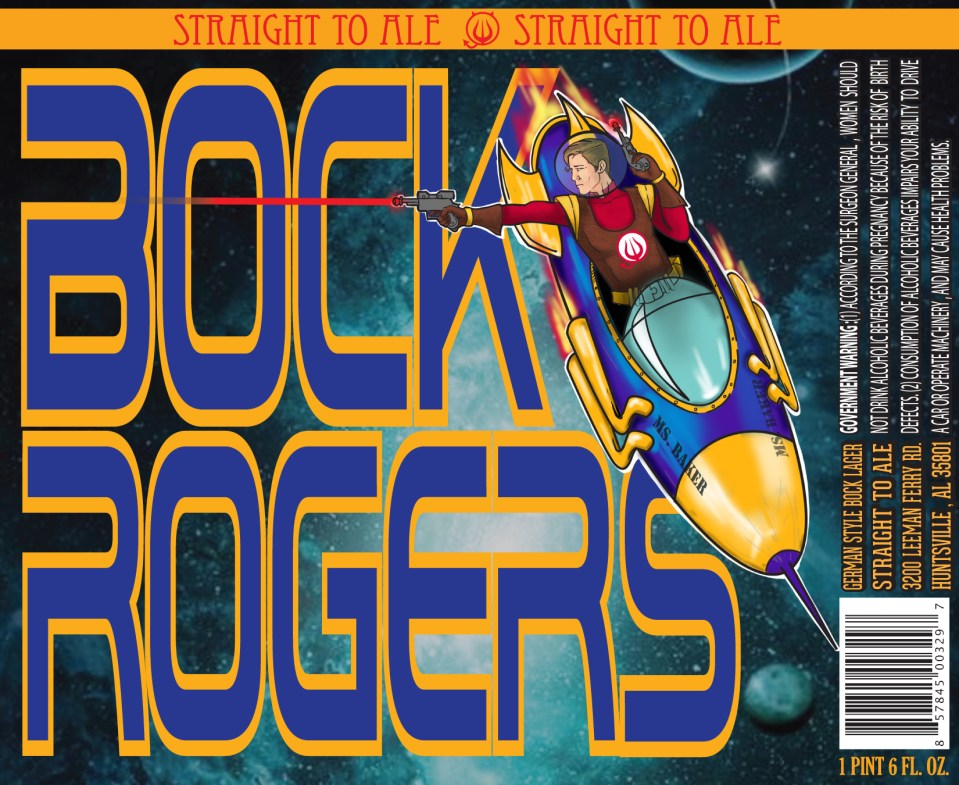 Straight to Ale Bock Rogers