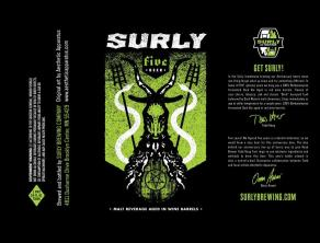 Surly Five - American Wild Ale 7.5% (2011)