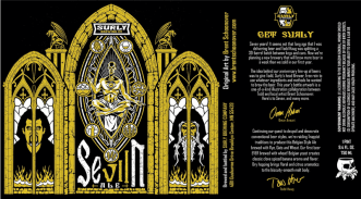 Surly SeVIIn - Belgian Strong Pale Ale 12.5% (2013)