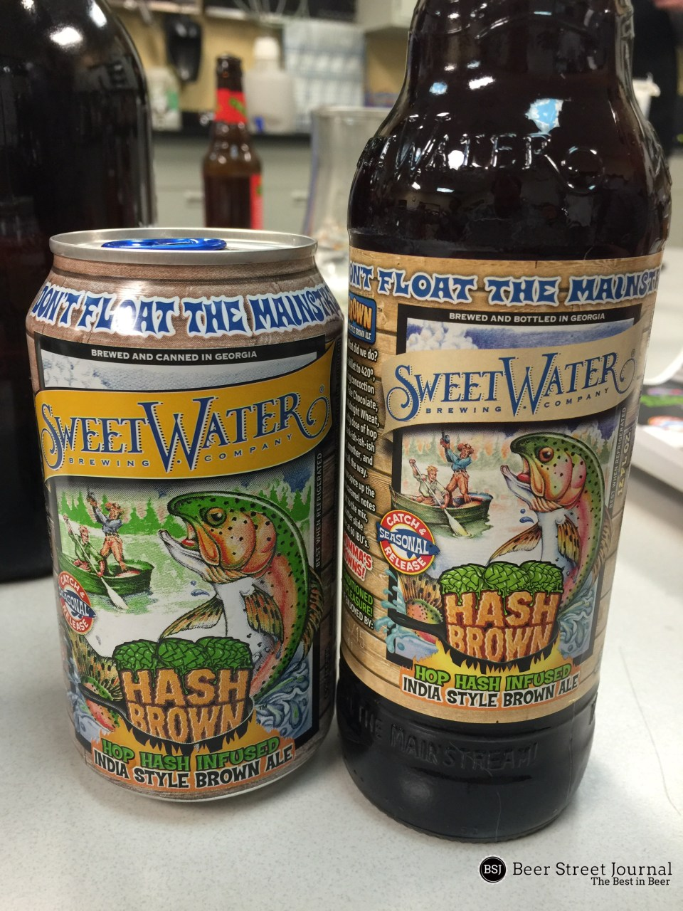 SweetWater Hop Hash Package