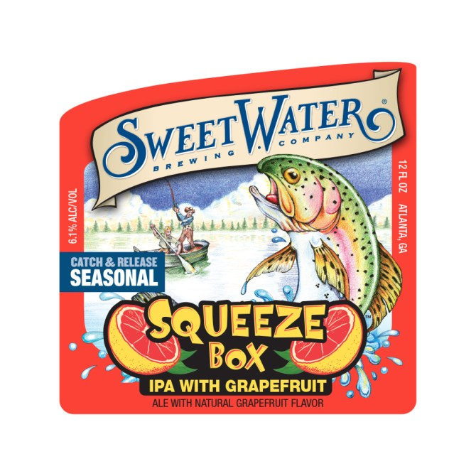 SweetWater Squeeze Box