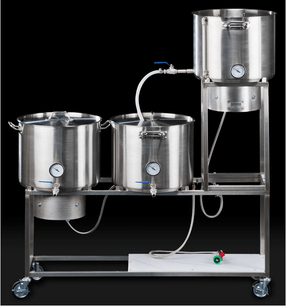 Home Brewing Seriousified
