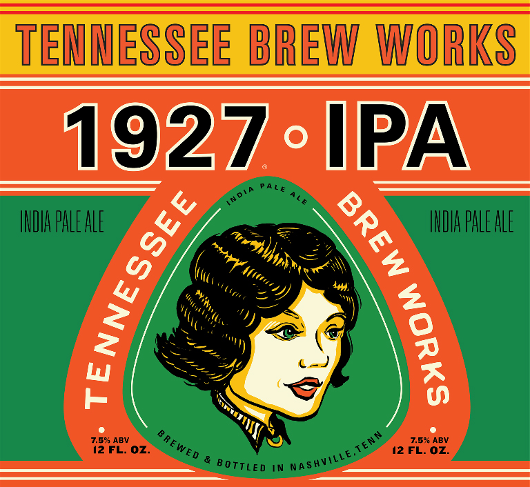 Tennessee Brew Works 1927 IPA