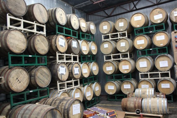 Terrapin Barrel Room