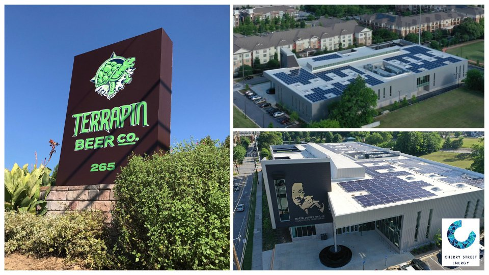 Terrapin Beer Co  makes a big commitment to solar energy