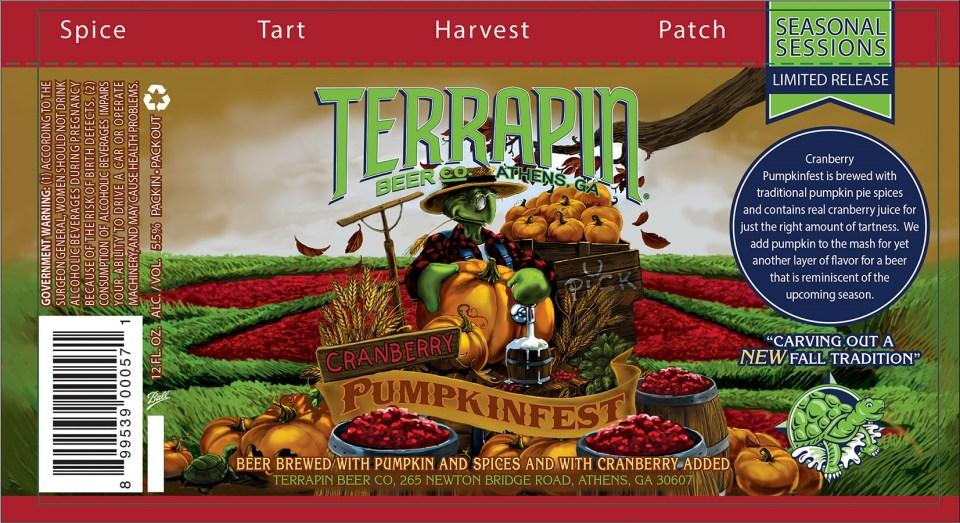 Terrapin Cranberry Pumpkinfest
