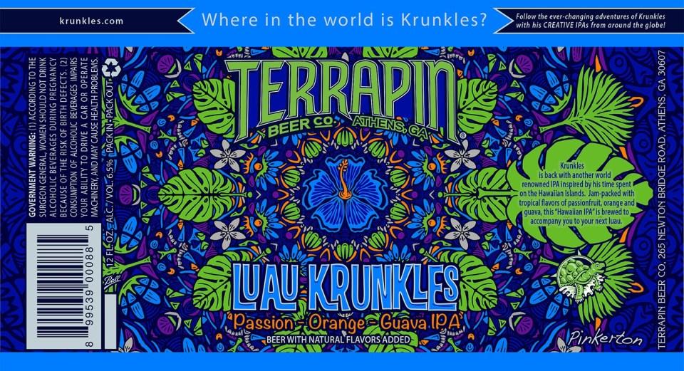 Terrapin Luau Krunkles