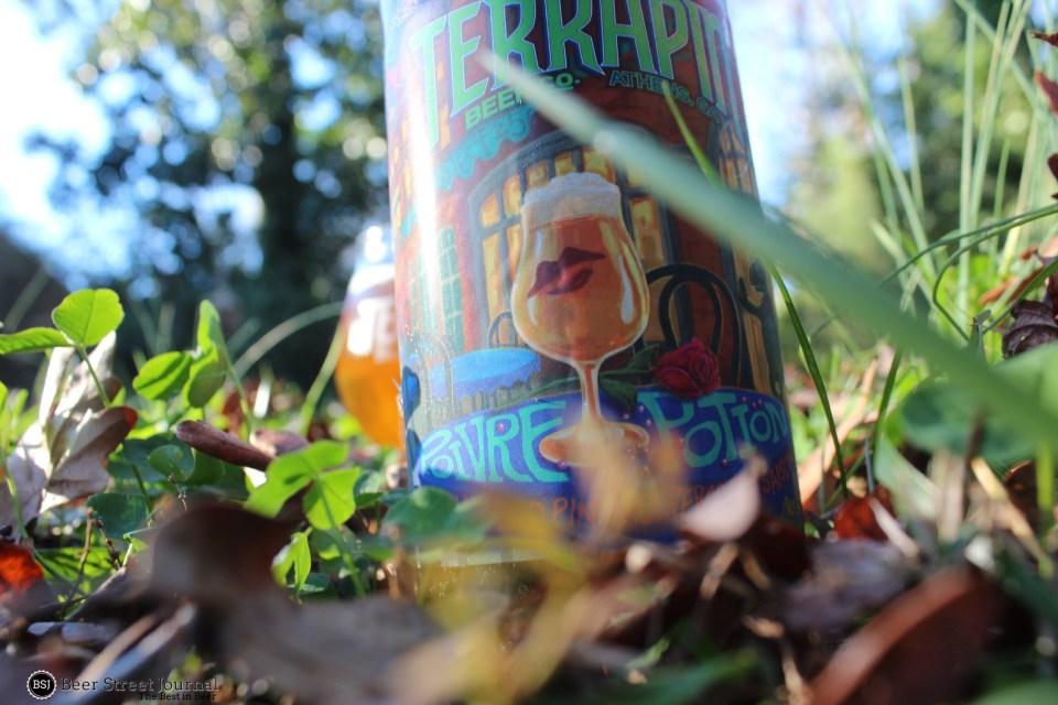 Terrapin Poivre Saison bottle