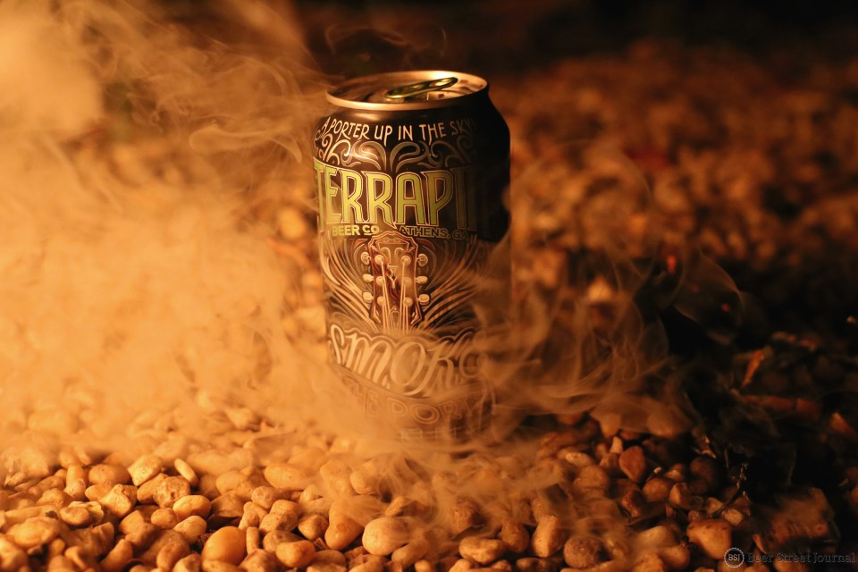 Terrapin Smoke on the Porter can