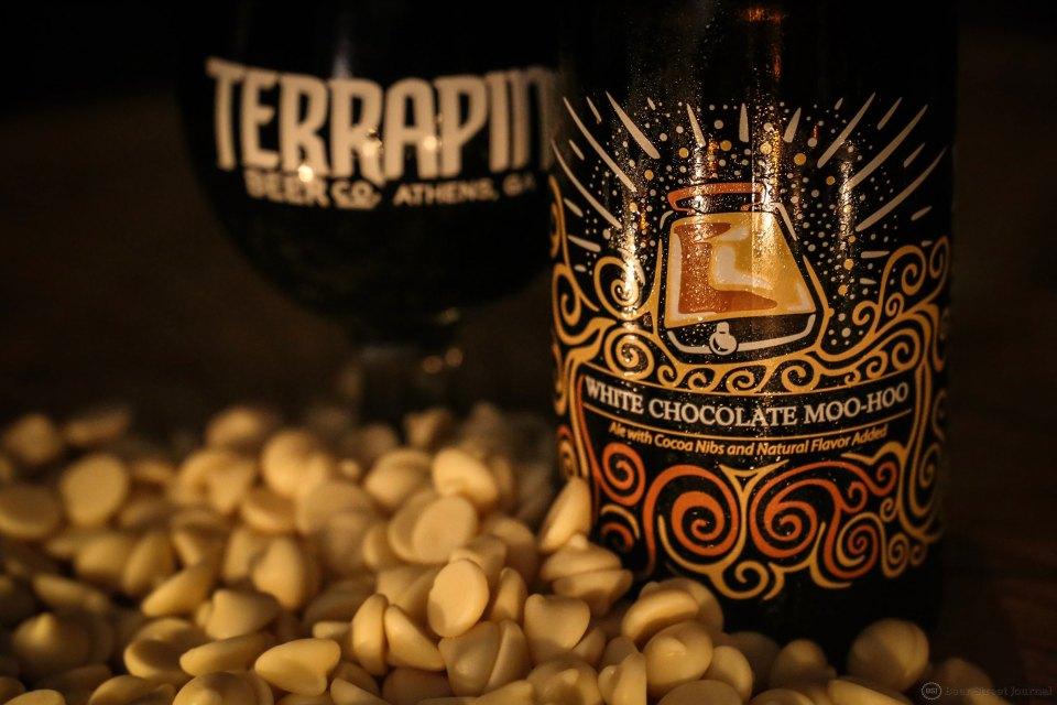 Terrapin White Chocolate Moo Hoo bottle
