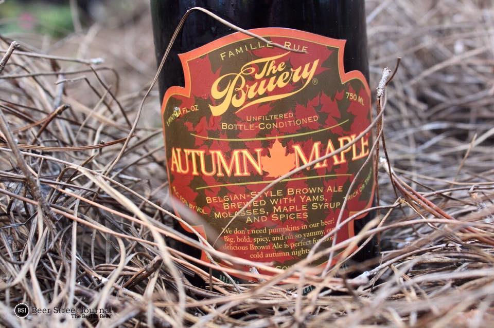 The Bruery Autumn Maple