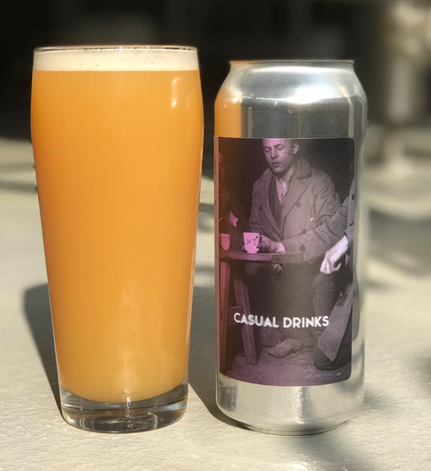 The Veil Brewing Casual Drinks