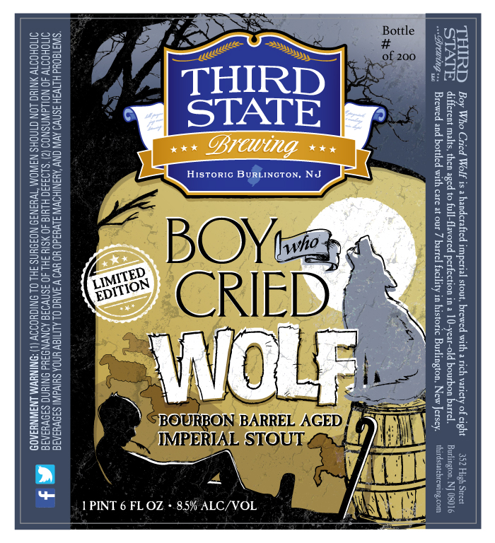Third State Brewing Boy Who Cried Wolf
