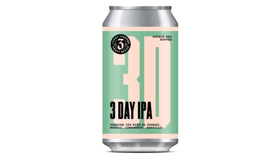 Three Taverns 3 Day IPA