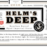 Three Taverns Helm's Deep