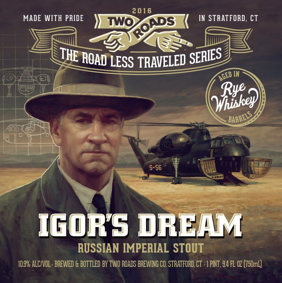 Two Road's Igor's Dream