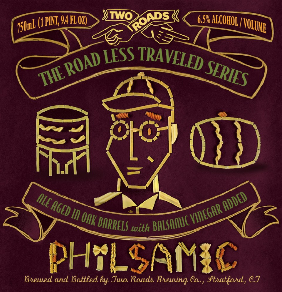 Two Roads Philsamic