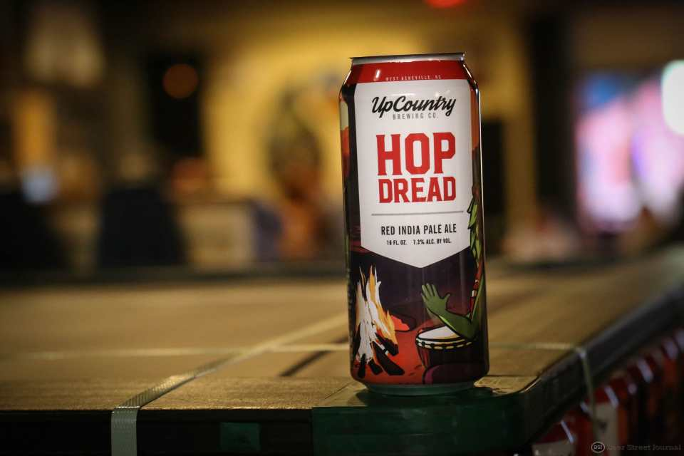 UpCountry Hop Dread can