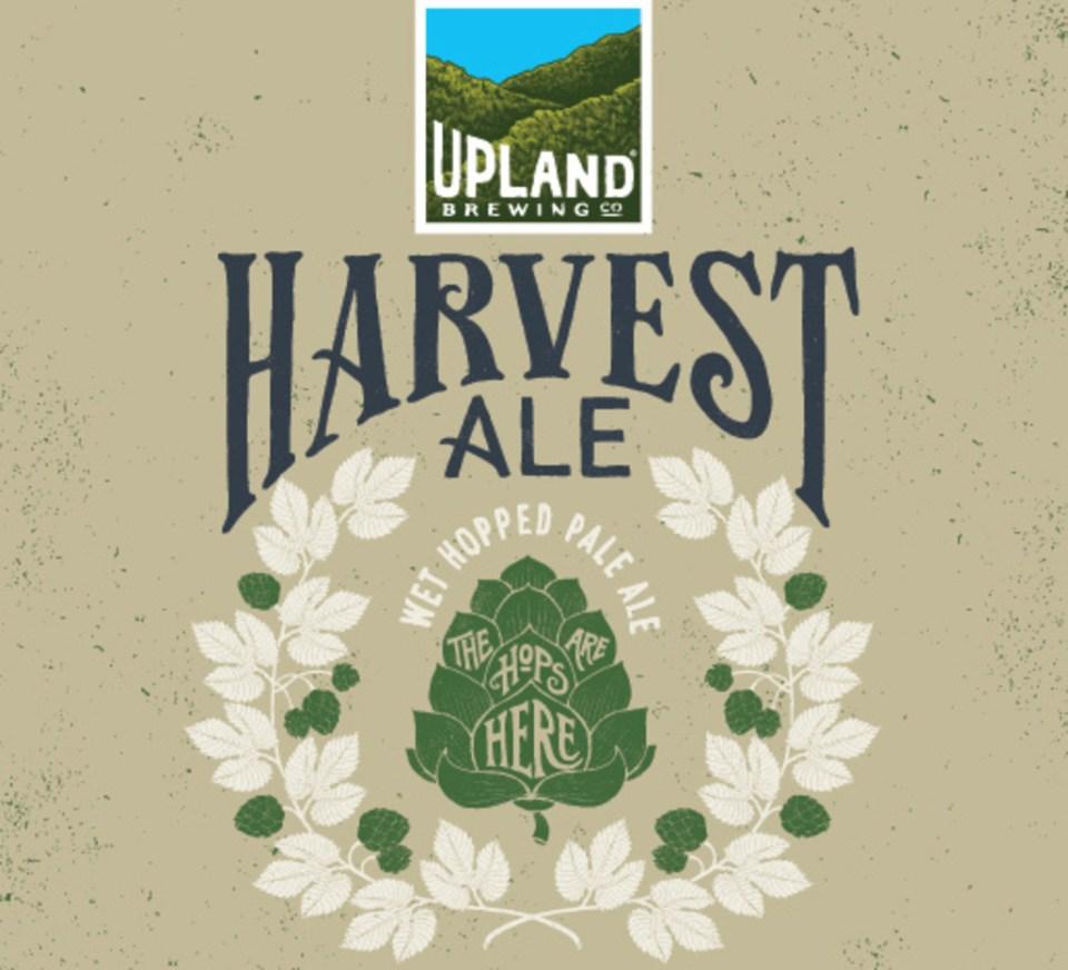 Upland Harvest Ale