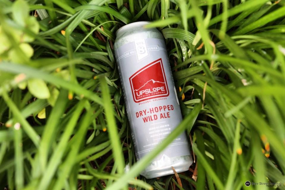 Upslope Dry Hopped Wild Ale