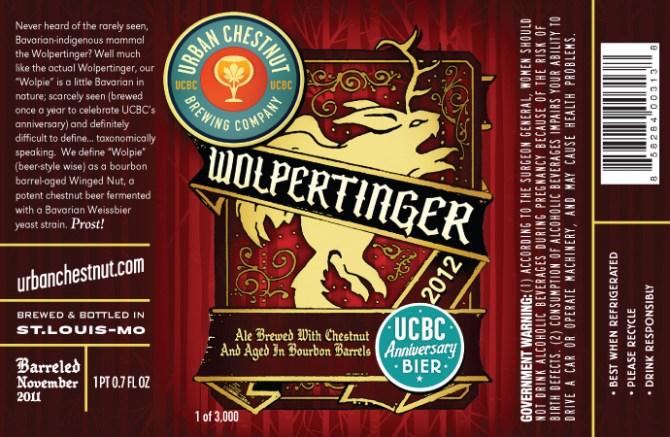 Urban Chestnut Wolpertinger 2012