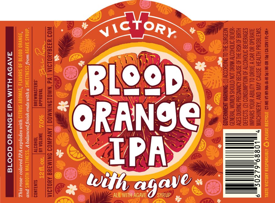 Victory Blood Orange IPA