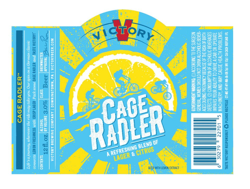 Victory Cage Radler