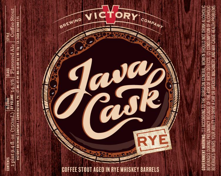 Victory Java Cask Rye
