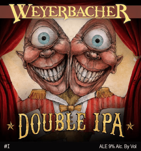 Weyerbacher Double IPA