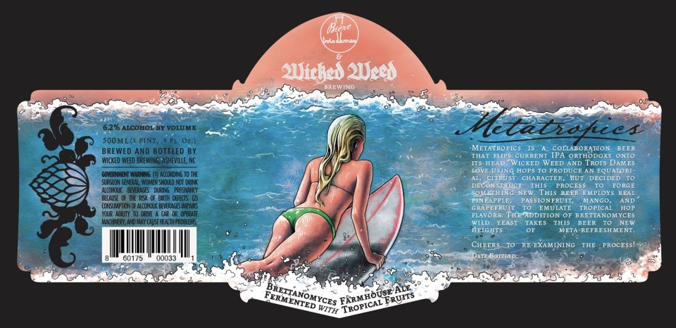 Wicked Weed Metatropics
