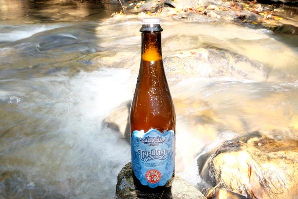 Wicked Weed New Belgium Tributary