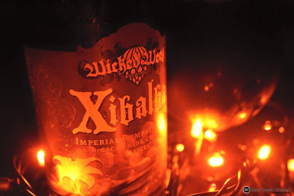 Wicked Weed Xibalba bottle