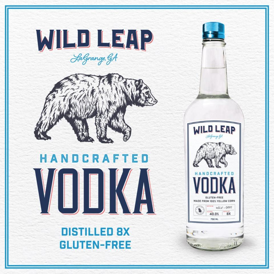 Wild Leap Vodka