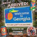 Yazoo Brewing Georgia Launch