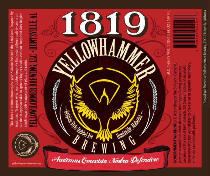 Yellowhammer 1819