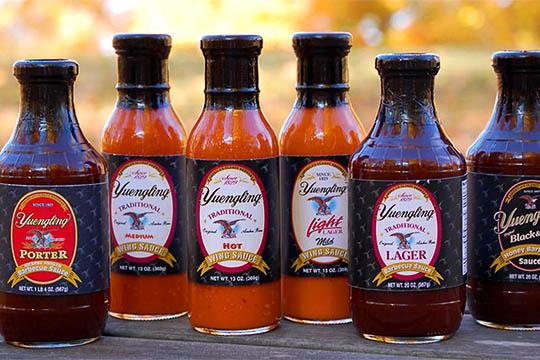 yueng sauces