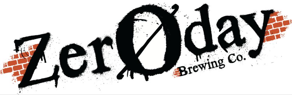Zeroday Brewing Logo