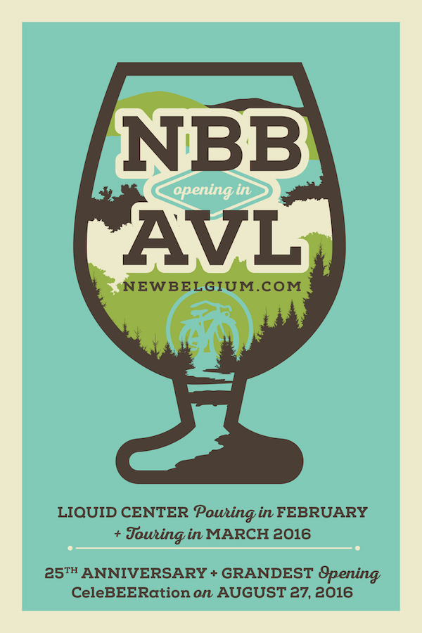 New Belgium Asheville Brewery Announcement Opening
