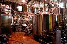 Inside the Brooklyn Brewery
