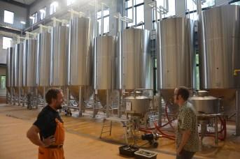 Baird Beer Fermentation