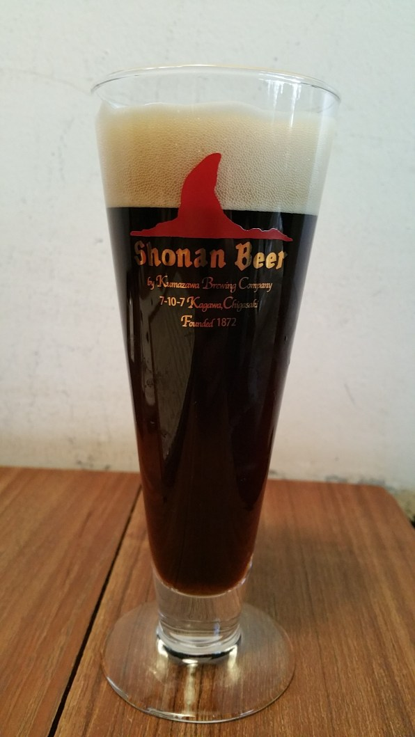 Shonan Beer Schwarz @ Mokichi Craft Beer